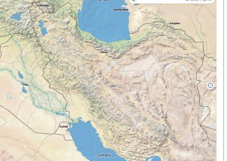 جستجوی کدپستی از روی نقشه