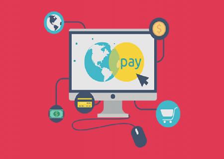 پرداخت مبالغ حق پایانه و کدرهگیری با درگاه