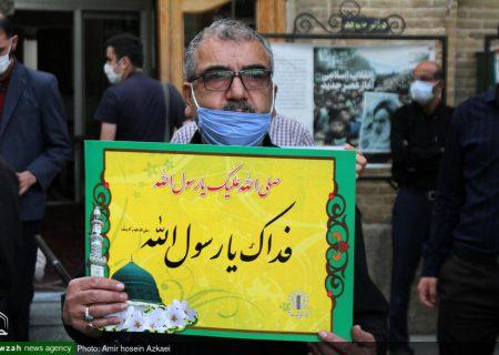 بیانیه محکومیت دولت فرانسه در حمایت از جسارت علیه پیامبر اسلام