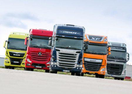 نوسازی ناوگان کامیون کشور در قالب دو طرح